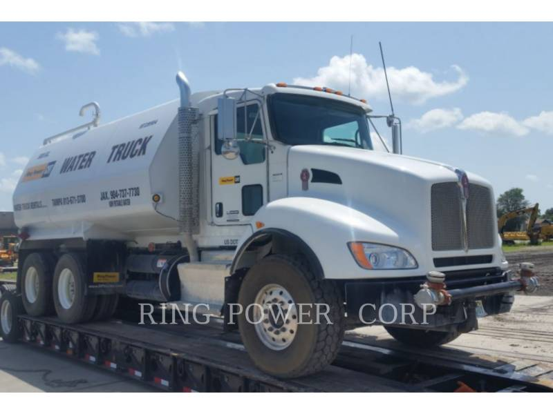 UNITED WATER TRUCKS WT5000 equipment  photo 2