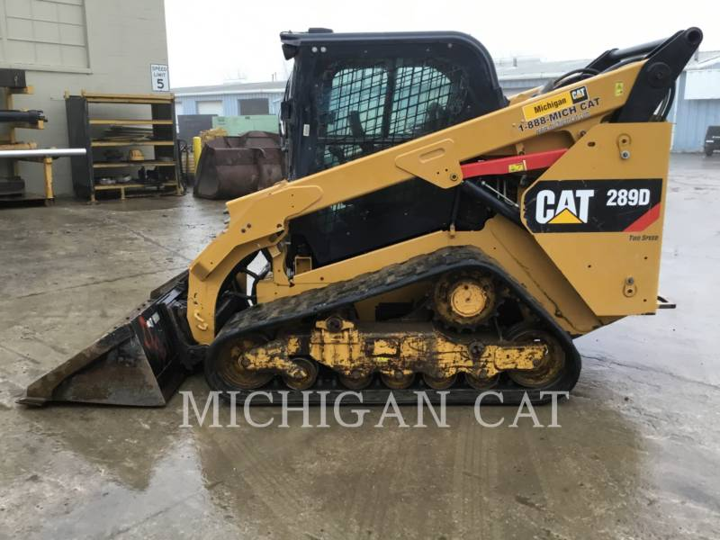 Caterpillar ÎNCĂRCĂTOARE PENTRU TEREN ACCIDENTAT 289D A2Q equipment  photo 9