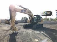 CATERPILLAR KETTEN-HYDRAULIKBAGGER 330FL equipment  photo 4