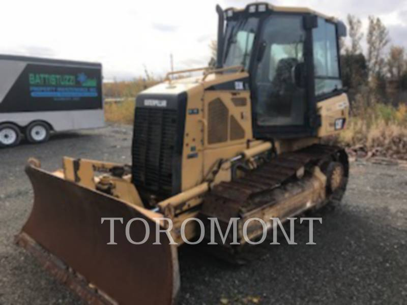 CATERPILLAR TRACTORES DE CADENAS D3KXL equipment  photo 1