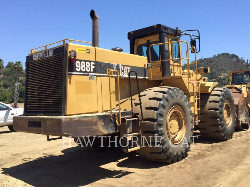 CATERPILLAR WHEEL LOADERS/INTEGRATED TOOLCARRIERS 988F II equipment  photo 3