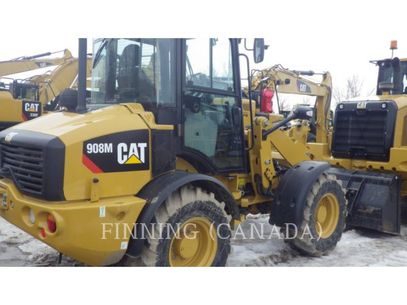 CATERPILLAR WHEEL LOADERS/INTEGRATED TOOLCARRIERS 908M equipment  photo 3