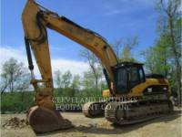 Caterpillar EXCAVATOARE PE ŞENILE 330DL equipment  photo 1