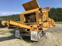 Equipment photo MISCELLANEOUS MFGRS 4X8 RASCAL WT - SIEBMASCHINEN 1