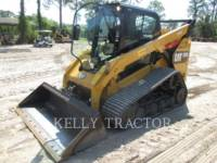 CATERPILLAR CHARGEURS TOUT TERRAIN 297D equipment  photo 1