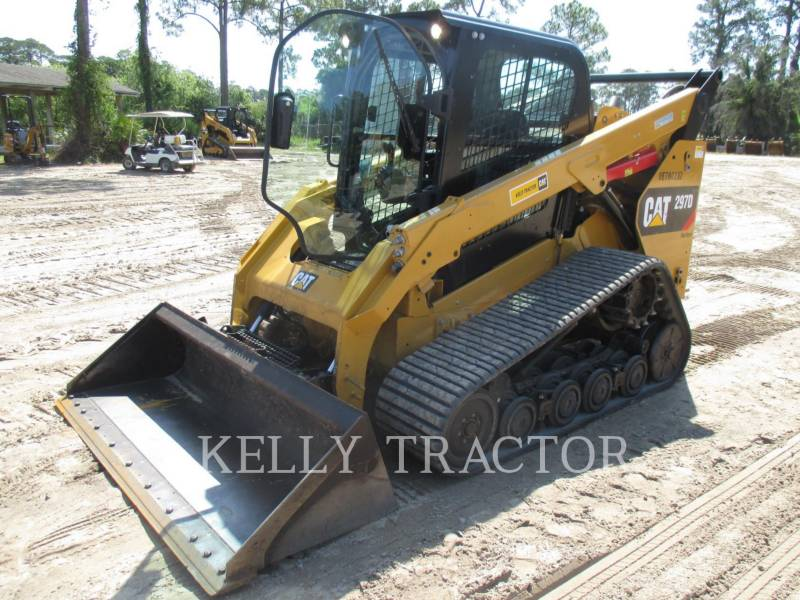 CATERPILLAR CARGADORES MULTITERRENO 297D equipment  photo 1