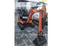 Equipment photo KUBOTA CORPORATION KX016-4 TRACK EXCAVATORS 1