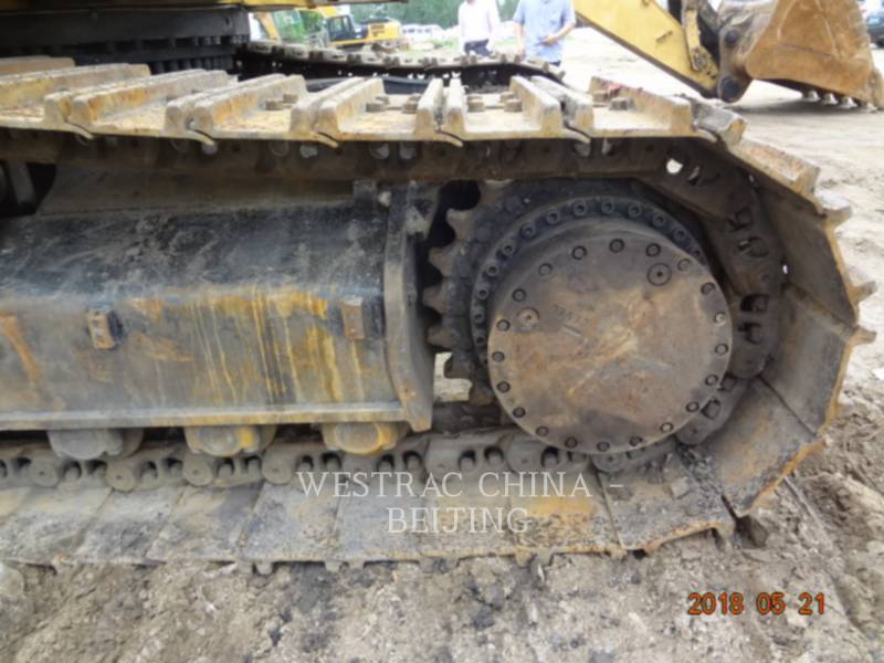 CATERPILLAR TRACK EXCAVATORS 349D2 equipment  photo 11