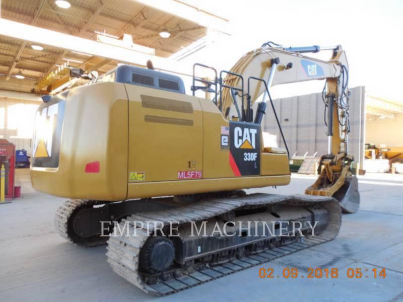 CATERPILLAR EXCAVADORAS DE CADENAS 330FL equipment  photo 2