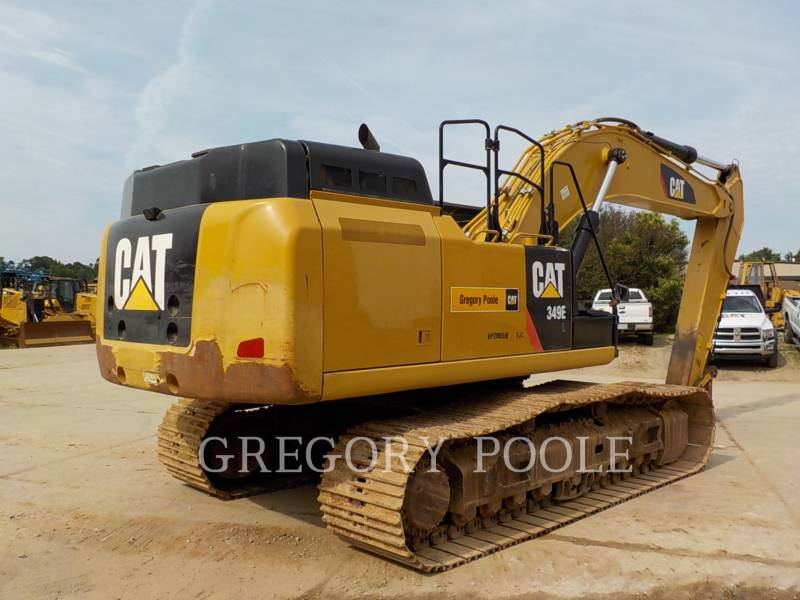 CATERPILLAR PELLES SUR CHAINES 349EL equipment  photo 10