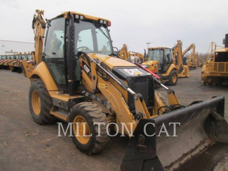 CATERPILLAR RETROEXCAVADORAS CARGADORAS 420F IT equipment  photo 4