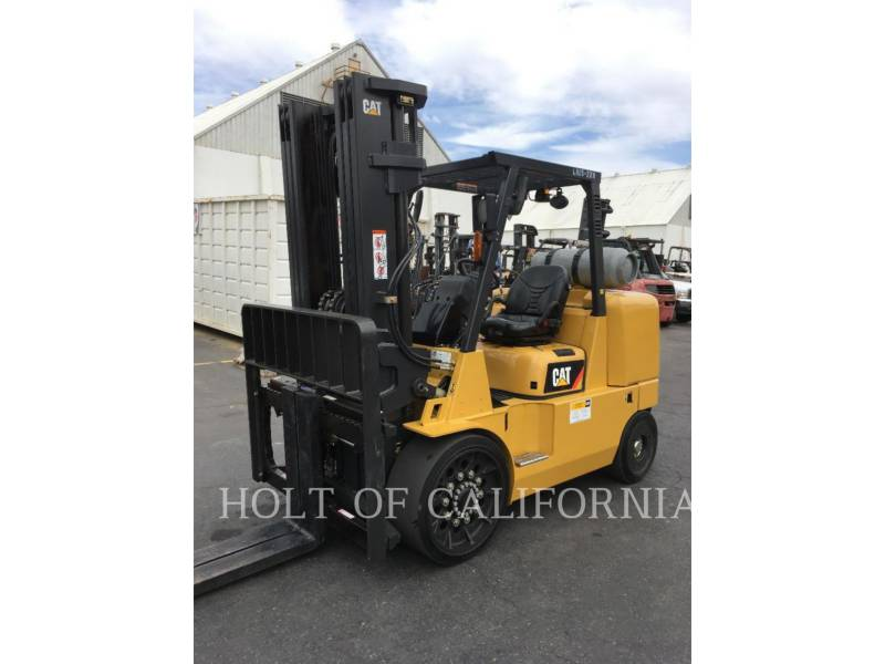 CATERPILLAR MITSUBISHI FORKLIFTS GC70K equipment  photo 1
