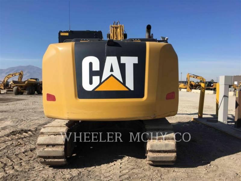 CATERPILLAR TRACK EXCAVATORS 312E RP CF equipment  photo 3