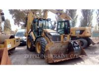 CATERPILLAR RETROEXCAVADORAS CARGADORAS 444F equipment  photo 8