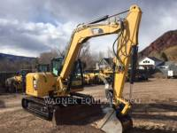 CATERPILLAR PELLES SUR CHAINES 308E2 THB equipment  photo 1