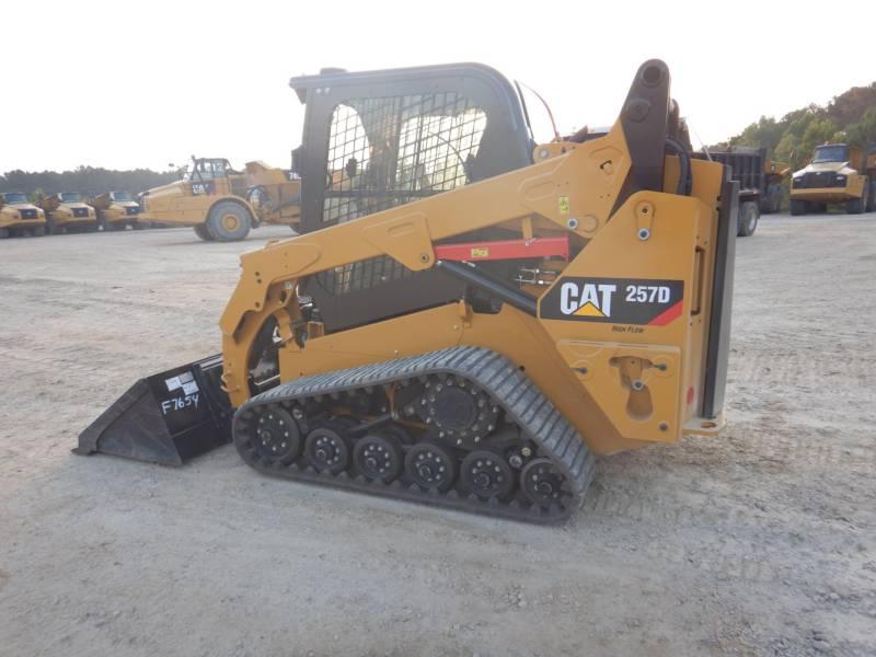 CATERPILLAR DELTALADER 257 D equipment  photo 5