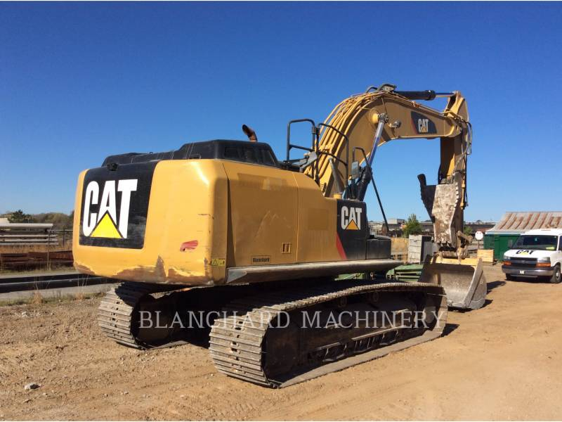 CATERPILLAR TRACK EXCAVATORS 336E equipment  photo 4