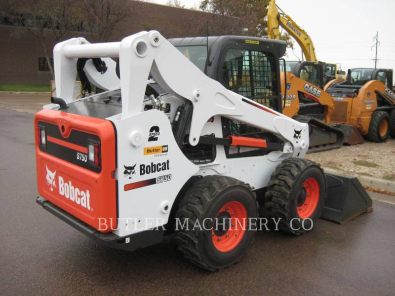 BOBCAT SKID STEER LOADERS S750 equipment  photo 4