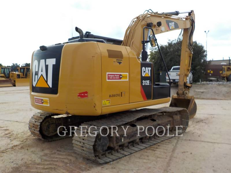 CATERPILLAR EXCAVADORAS DE CADENAS 312E L equipment  photo 10