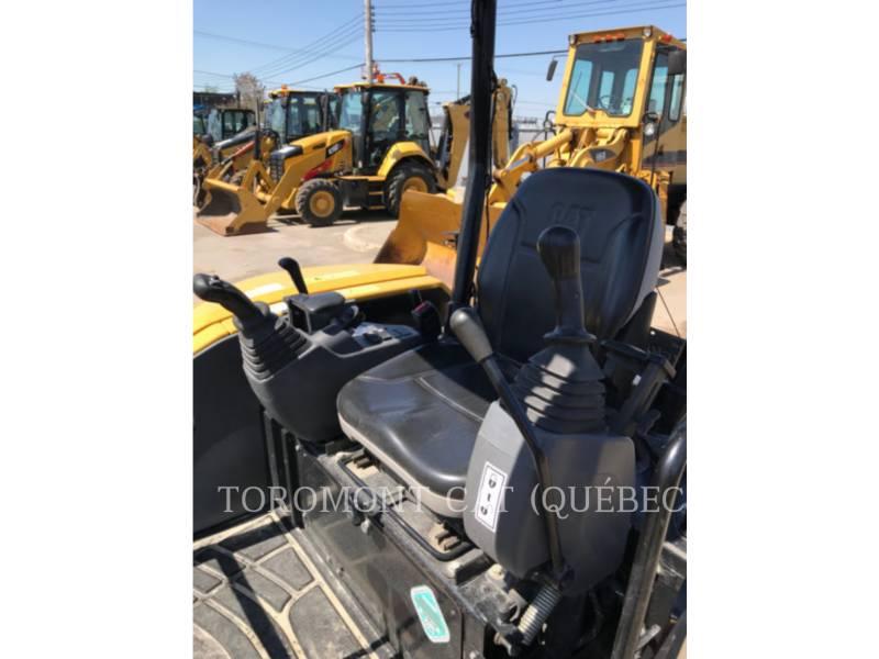 CATERPILLAR TRACK EXCAVATORS 303ECR equipment  photo 16
