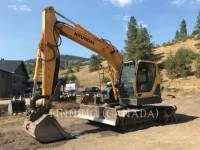 Equipment photo HYUNDAI 145LCR-9 TRACK EXCAVATORS 1