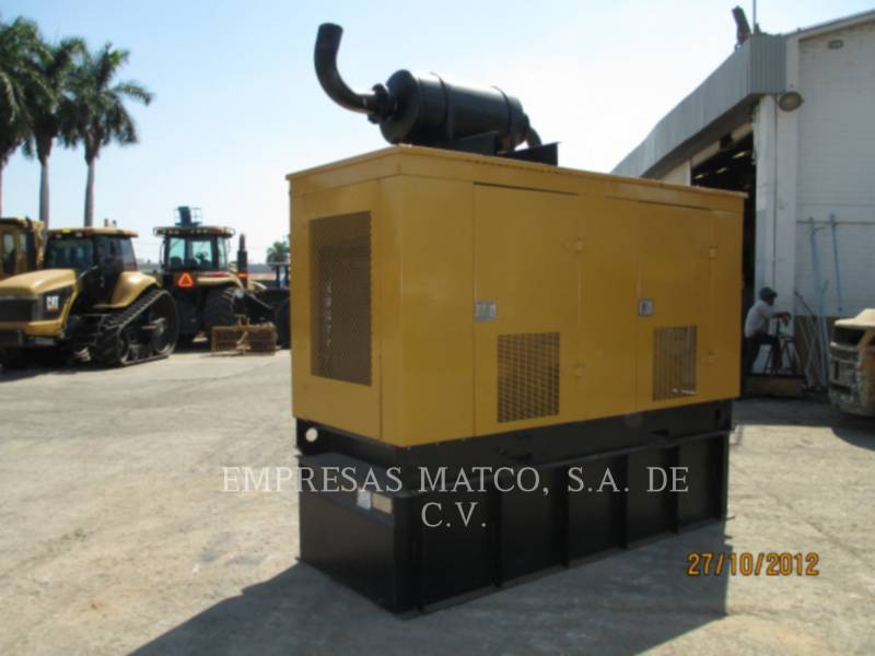 CATERPILLAR Grupos electrógenos fijos 3208 equipment  photo 5