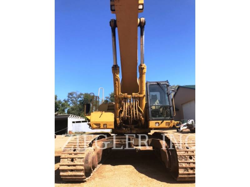 CATERPILLAR TRACK EXCAVATORS 375L equipment  photo 5