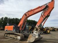 Equipment photo HITACHI ZX350-6 EXCAVATOARE PE ŞENILE 1