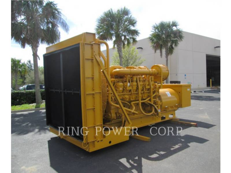 CATERPILLAR STATIONARY GENERATOR SETS 1500 KW equipment  photo 4