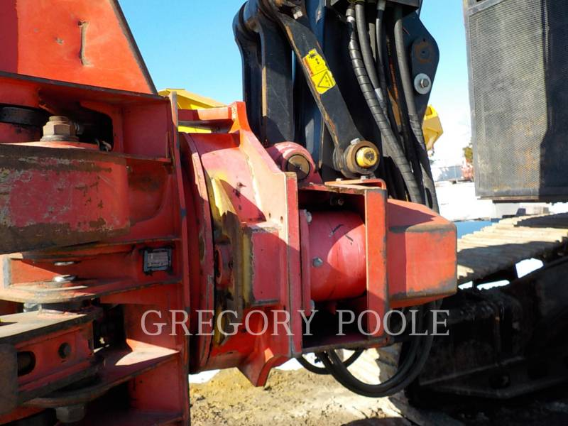 Caterpillar SILVICULTURĂ – MAŞINI DE ADUNAT COPACI – ŞENILE 521B equipment  photo 22