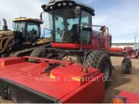 Equipment photo MASSEY FERGUSON WR9770 農業用集草機器 1