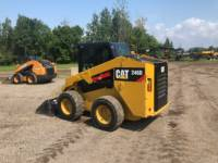 CATERPILLAR PALE COMPATTE SKID STEER 246 D equipment  photo 3