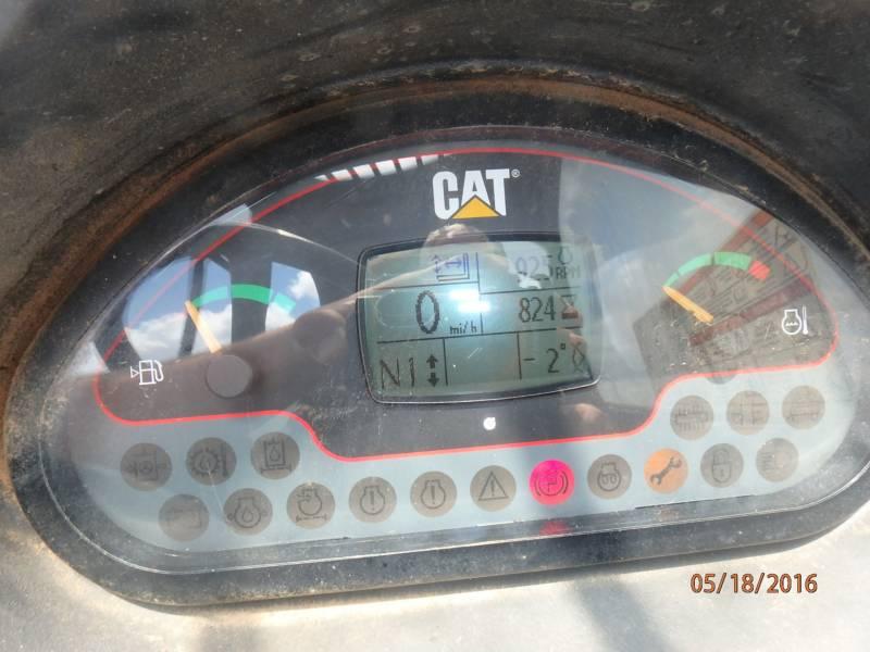 CATERPILLAR TELEHANDLER TH514 equipment  photo 5