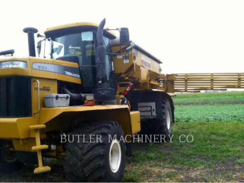 TERRA-GATOR SPRAYER TG8104TBG equipment  photo 1