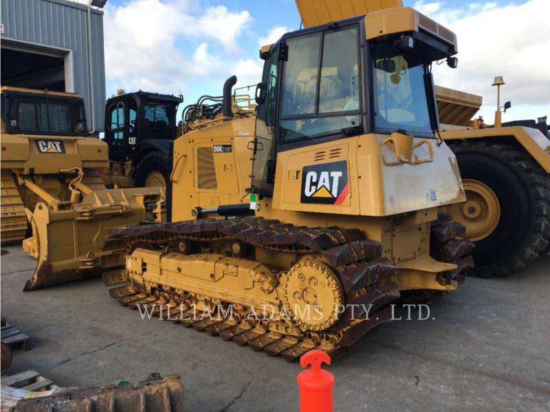 CATERPILLAR TRACTORES DE CADENAS D6K LGP equipment  photo 3