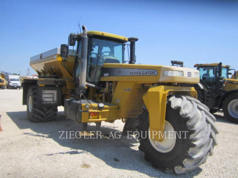 TERRA-GATOR FLOATERS 8203 equipment  photo 1