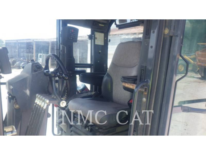 CATERPILLAR NIVELEUSES 770G equipment  photo 5