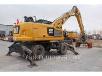 CATERPILLAR ESCAVADEIRAS DE RODAS MH3022 equipment  photo 2