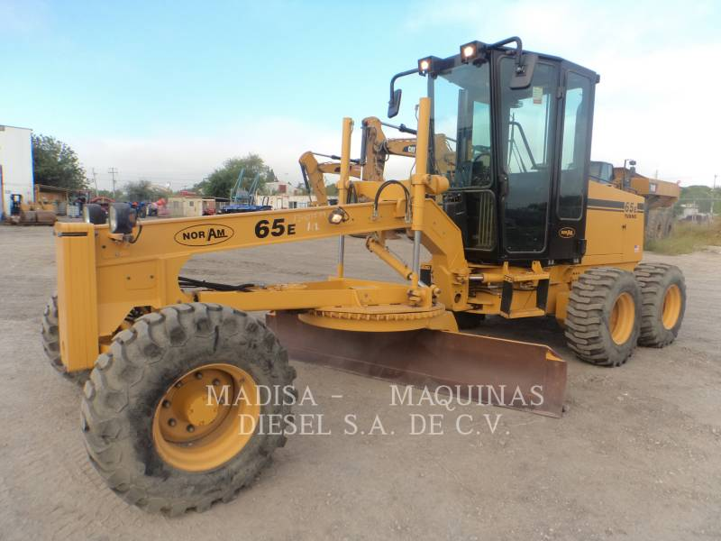 NORAM MOTOR GRADERS 65E equipment  photo 5