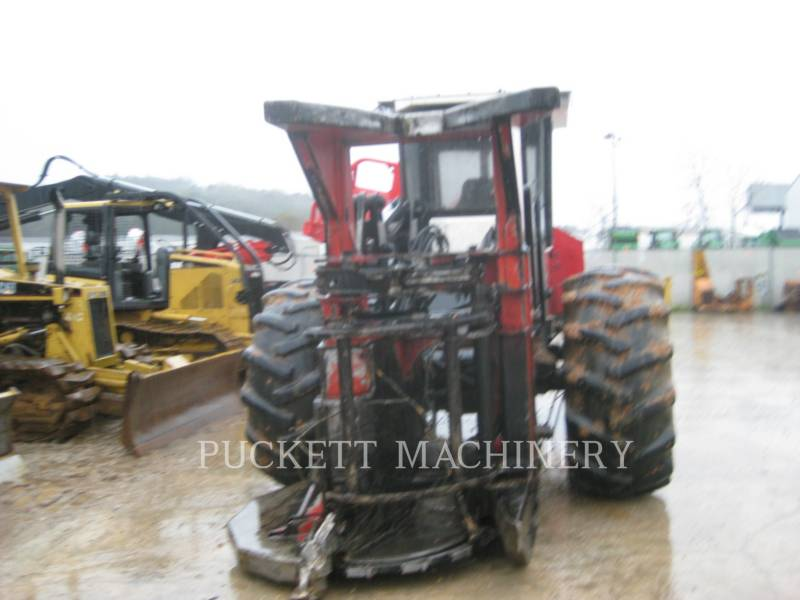 PRENTICE FORESTRY - FELLER BUNCHERS - WHEEL 2570 equipment  photo 2
