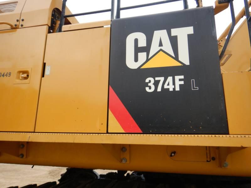 CATERPILLAR ESCAVATORI CINGOLATI 374 F L equipment  photo 20