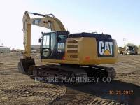 CATERPILLAR KOPARKI GĄSIENICOWE 329FL equipment  photo 3