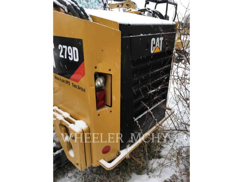 CATERPILLAR CARGADORES MULTITERRENO 279D C3 HF equipment  photo 4