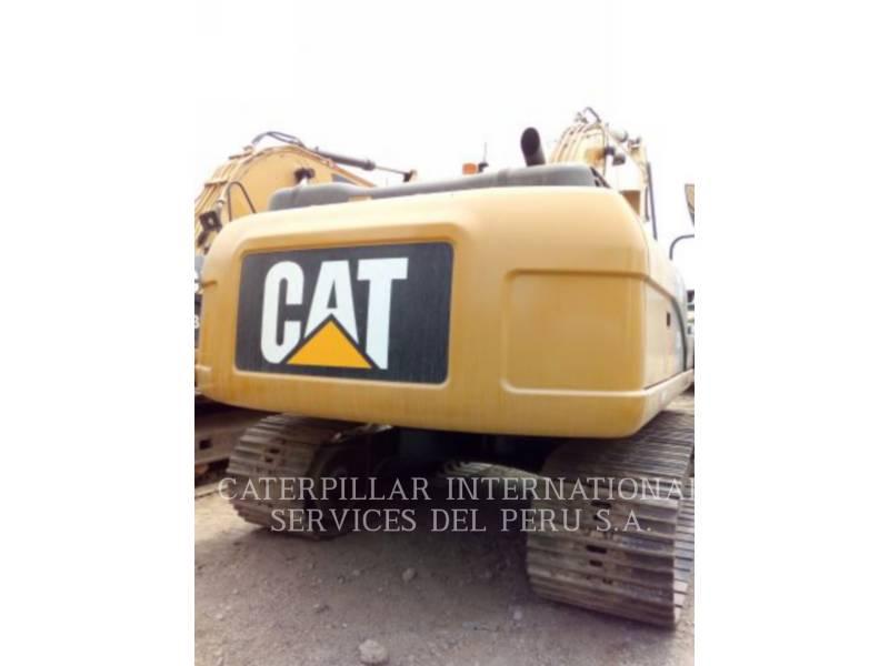 CATERPILLAR EXCAVADORAS DE CADENAS 320 D 2 REACH equipment  photo 5