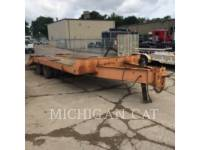 Equipment photo EAGER BEAVER 20TON TRAILERS 1