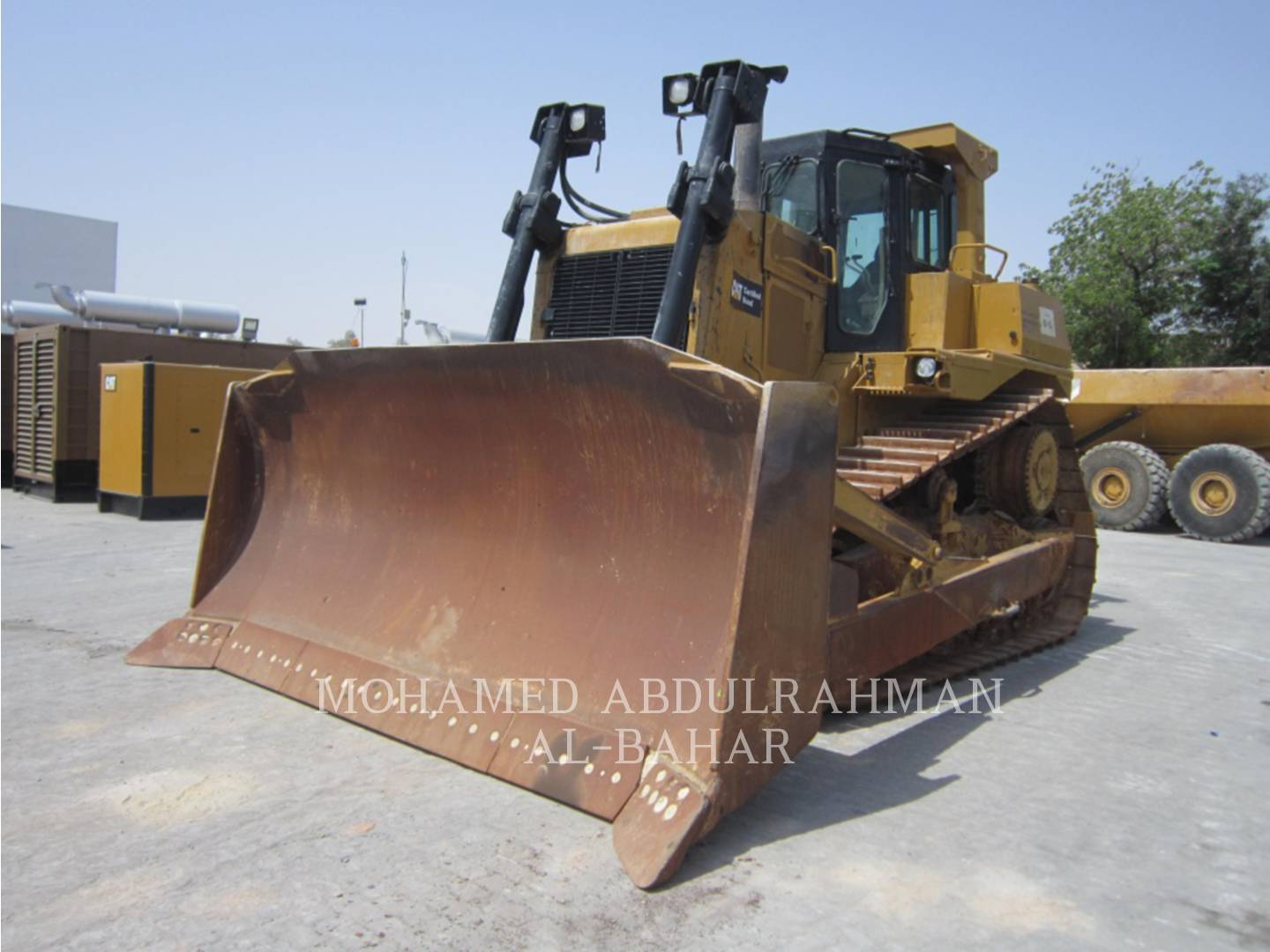 Model # D 9 R - skid steer loaders