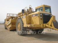 Equipment photo CATERPILLAR 627G WHEEL TRACTOR SCRAPERS 1
