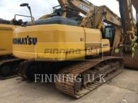 KOMATSU LTD. TRACK EXCAVATORS PC210 equipment  photo 4