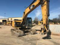 CATERPILLAR KETTEN-HYDRAULIKBAGGER 320E L equipment  photo 6