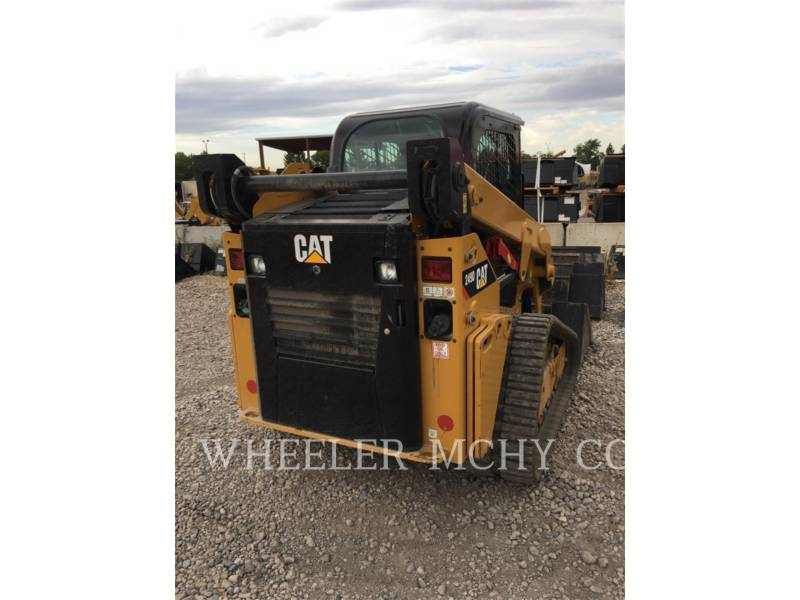 CATERPILLAR CHARGEURS TOUT TERRAIN 249D C3-H2 equipment  photo 2